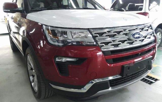 Bán Ford Explorer sản xuất năm 2019, xe nhập, giá thấp, giao nhanh toàn quốc0