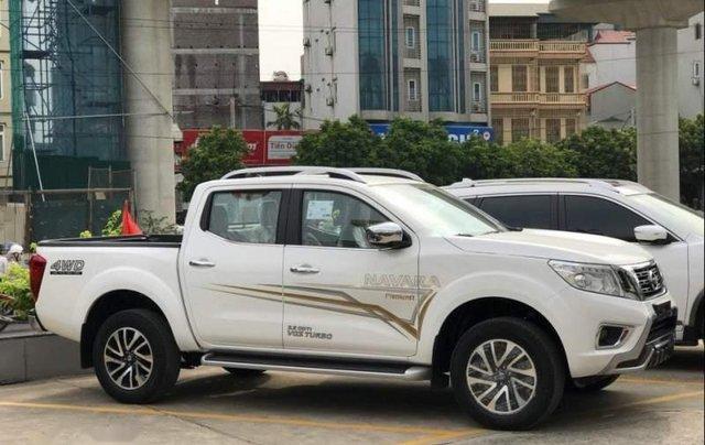 Bán Nissan Navara VL 2019, màu trắng, nhập khẩu, giá tốt1