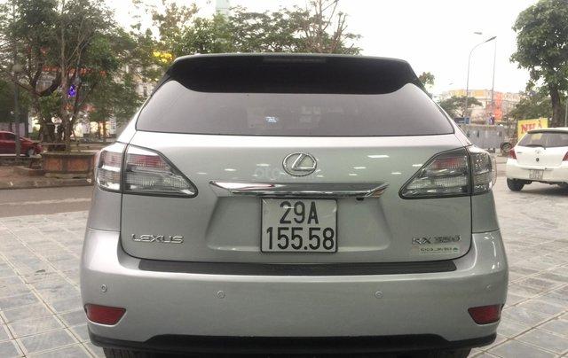 MT Auto bán Lexus RX 350 đời 2012, màu xám (ghi), nhập khẩu nguyên chiếc, LH e Hương 09453924682