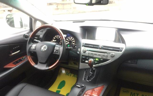 MT Auto bán Lexus RX 350 đời 2012, màu xám (ghi), nhập khẩu nguyên chiếc, LH e Hương 09453924687