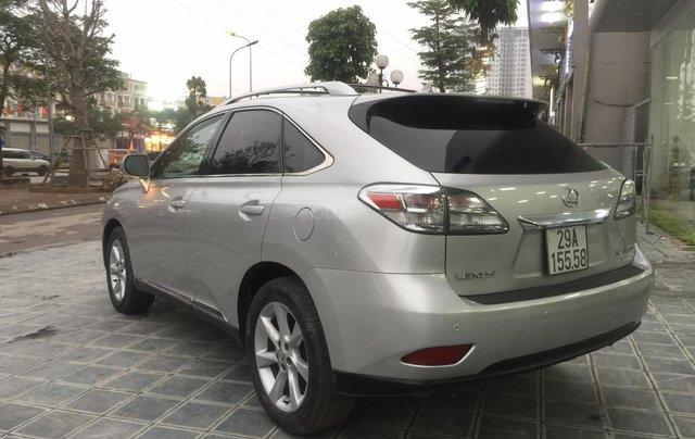 MT Auto bán Lexus RX 350 đời 2012, màu xám (ghi), nhập khẩu nguyên chiếc, LH e Hương 094539246810