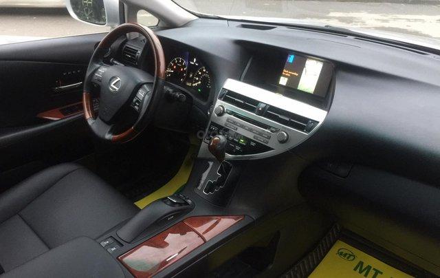 MT Auto bán Lexus RX 350 đời 2012, màu xám (ghi), nhập khẩu nguyên chiếc, LH e Hương 094539246811