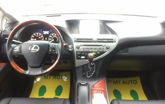 MT Auto bán Lexus RX 350 đời 2012, màu xám (ghi), nhập khẩu nguyên chiếc, LH e Hương 094539246812