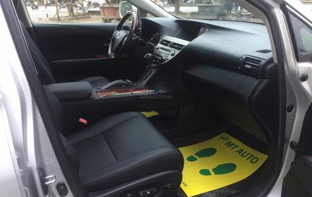 MT Auto bán Lexus RX 350 đời 2012, màu xám (ghi), nhập khẩu nguyên chiếc, LH e Hương 094539246815