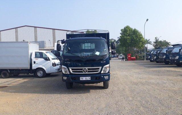 Giá xe tải Thaco Ollin 350. E4, tải trọng 2.15/3.45 tấn mui bạt Trường Hải2