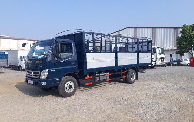 Giá xe tải Thaco Ollin 350. E4, tải trọng 2.15/3.45 tấn mui bạt Trường Hải3