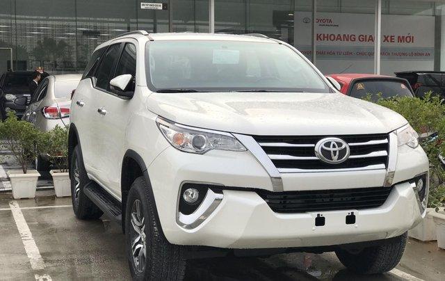 Bán Fortuner 2.7 V máy xăng, số tự động - NK Indonesia, xe mới 100%, giá tốt - LH 09424568388