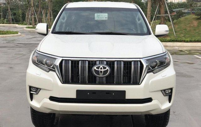 Bán Toyota Land Cruiser Prado mới 100%, NK Nhật Bản, giá tốt, LH 0942.456.8380