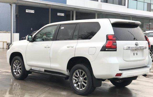 Bán Toyota Land Cruiser Prado mới 100%, NK Nhật Bản, giá tốt, LH 0942.456.8381