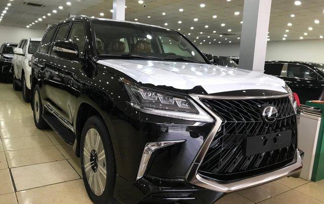 Cần bán Lexus LX570 Super Sport đời 2019, màu đen, nhập khẩu bản cao cấp nhất1
