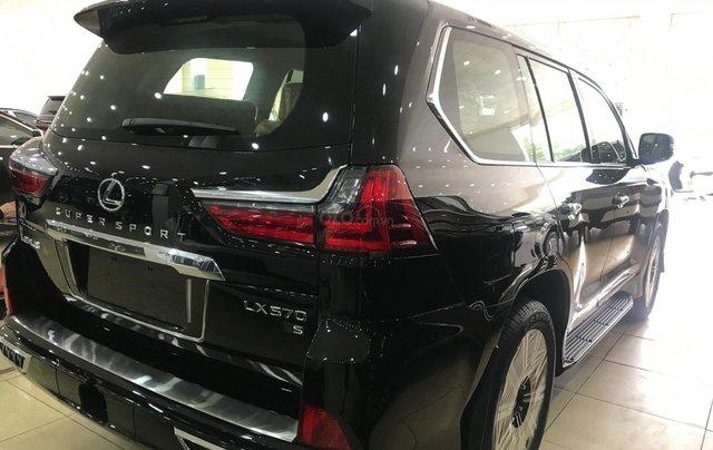 Cần bán Lexus LX570 Super Sport đời 2019, màu đen, nhập khẩu bản cao cấp nhất12