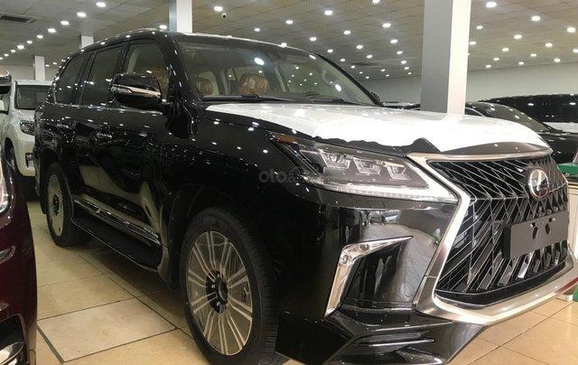 Cần bán Lexus LX570 Super Sport đời 2019, màu đen, nhập khẩu bản cao cấp nhất13