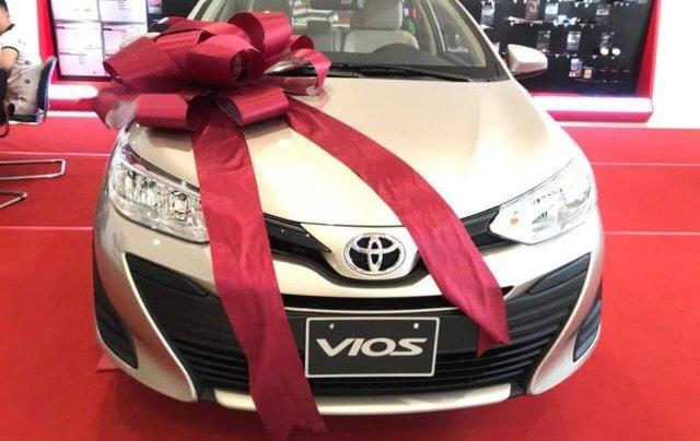 Cần bán xe Toyota Vios sản xuất năm 2019, giá 506tr0