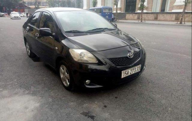 Bán ô tô Toyota Yaris đời 2009, màu đen, nhập khẩu còn mới0