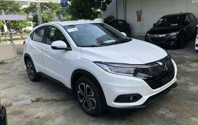 Bán ô tô Honda HR-V năm sản xuất 2019, màu trắng, Nhập khẩu Thái lan0