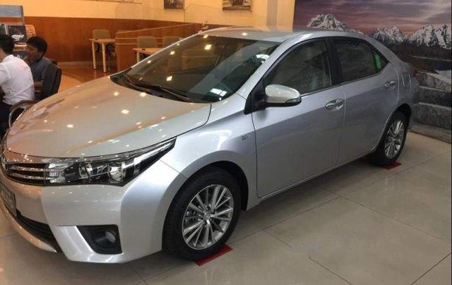 Bán Toyota Corolla Altis 1.8G năm sản xuất 2019, màu bạc, giá 751tr1