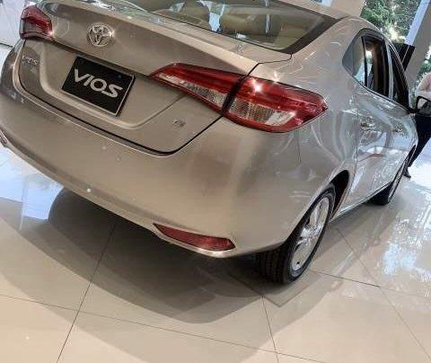 Bán xe Toyota Vios 1.5G CVT sản xuất năm 2019, giao nhanh toàn quốc3