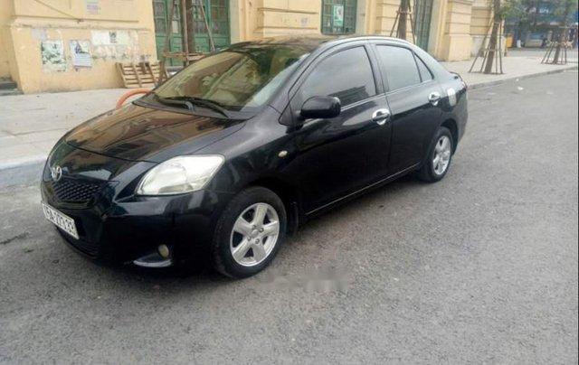 Bán ô tô Toyota Yaris đời 2009, màu đen, nhập khẩu còn mới2
