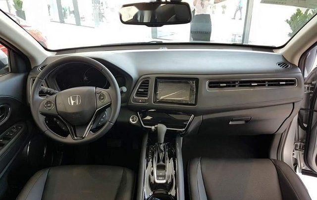 Bán ô tô Honda HR-V năm sản xuất 2019, màu trắng, Nhập khẩu Thái lan2