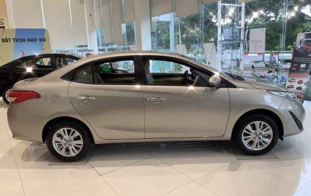 Bán xe Toyota Vios 1.5G CVT sản xuất năm 2019, giao nhanh toàn quốc2