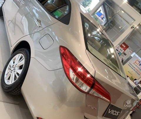 Bán xe Toyota Vios 1.5G CVT sản xuất năm 2019, giao nhanh toàn quốc4