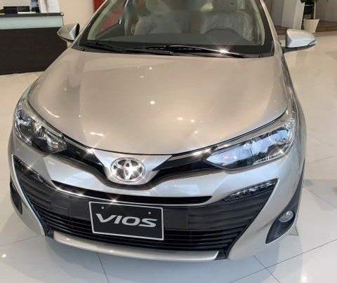 Bán xe Toyota Vios 1.5G CVT sản xuất năm 2019, giao nhanh toàn quốc0