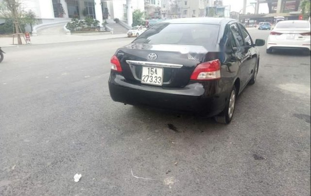 Bán ô tô Toyota Yaris đời 2009, màu đen, nhập khẩu còn mới5