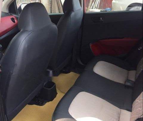 Bán Hyundai Grand i10 đời 2016, màu đỏ, nhập khẩu nguyên chiếc còn mới, giá 272tr5