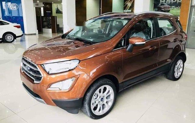 Bán Ford EcoSport sản xuất 2019, giá chỉ 628 triệu4