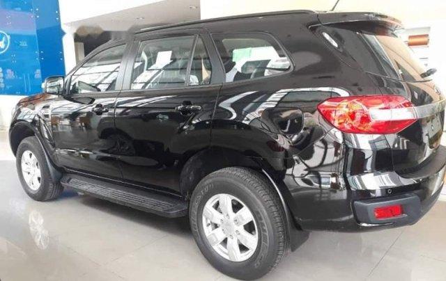 Bán xe Ford Everest đời 2019, màu đen, nhập khẩu1