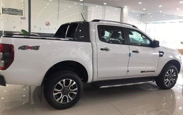 Giảm tiền mặt tất cả các bản Ford Ranger Wildtrak 2.0 Biturbo 2019, giá tốt, đủ các bản giao ngay, LH 09742860093