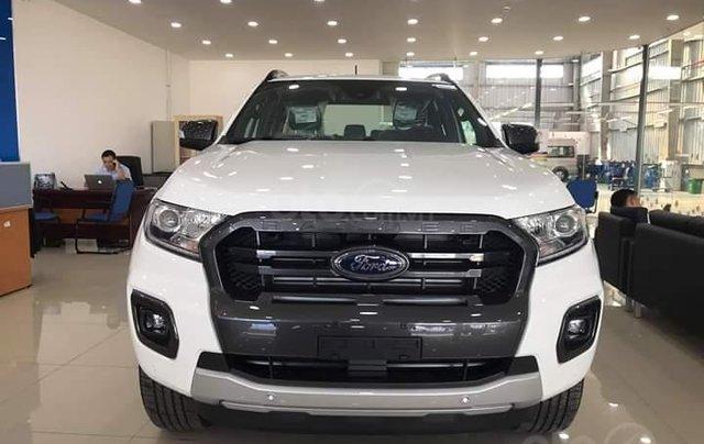 Giảm tiền mặt tất cả các bản Ford Ranger Wildtrak 2.0 Biturbo 2019, giá tốt, đủ các bản giao ngay, LH 09742860091