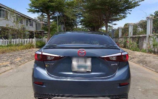 Cần bán gấp Mazda 3 năm 2016, màu xanh lam còn mới, giá tốt5