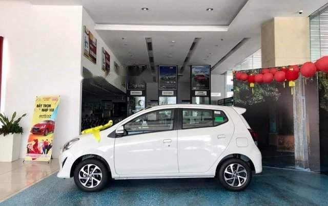 Cần bán Toyota Wigo sản xuất 2019, màu trắng, nhập khẩu nguyên chiếc giá cạnh tranh2
