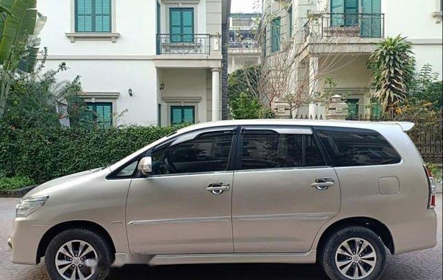 Bán xe Toyota Innova sản xuất năm 20155