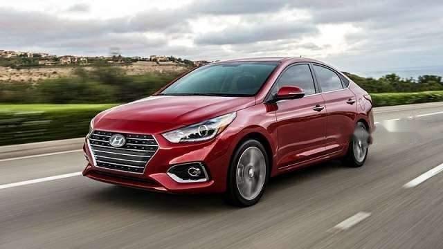 Bán Hyundai Accent 1.4 MT năm 2019, xe giá thấp, giao nhanh toàn quốc1