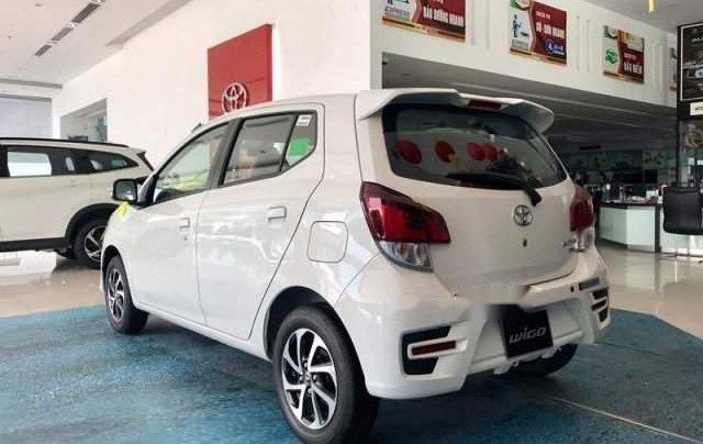 Cần bán Toyota Wigo sản xuất 2019, màu trắng, nhập khẩu nguyên chiếc giá cạnh tranh3