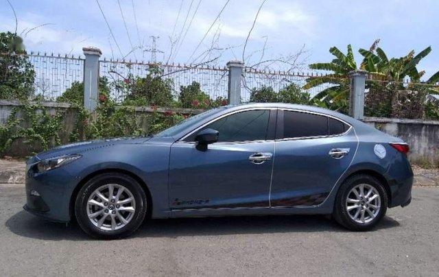 Cần bán gấp Mazda 3 năm 2016, màu xanh lam còn mới, giá tốt2