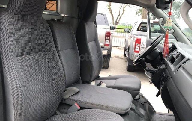 Bán xe Toyota tải Van 3 chỗ mập máy dầu, đời 2008, xe đã hoán cải ra để chạy hàng vào phố3