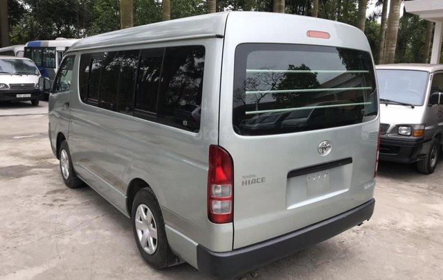 Bán xe Toyota tải Van 3 chỗ mập máy dầu, đời 2008, xe đã hoán cải ra để chạy hàng vào phố6
