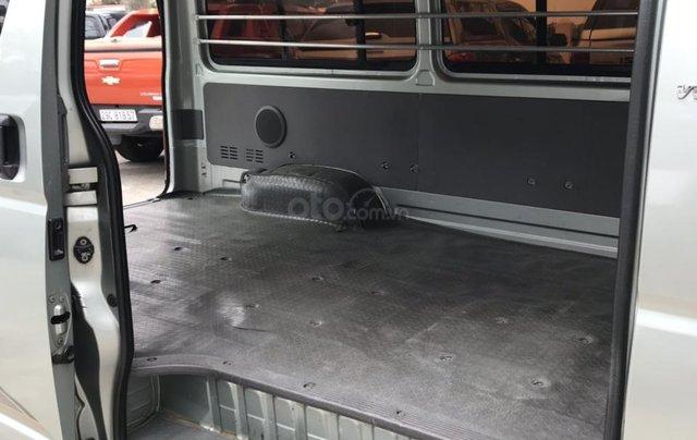 Bán xe Toyota tải Van 3 chỗ mập máy dầu, đời 2008, xe đã hoán cải ra để chạy hàng vào phố10