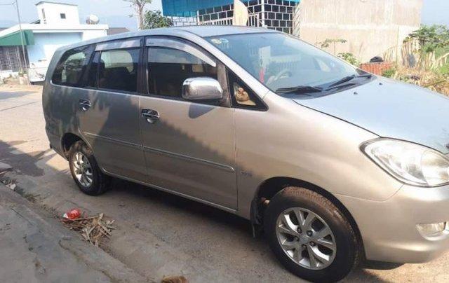 Bán Toyota Innova đời 2007, màu bạc như mới, giá tốt5