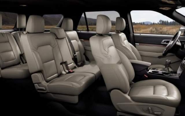 Cần bán xe Ford Explorer năm sản xuất 2019, nhập khẩu, giao nhanh5