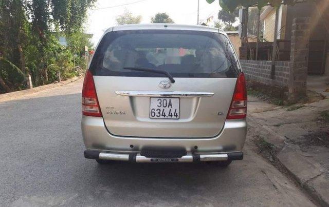 Bán Toyota Innova đời 2007, màu bạc như mới, giá tốt3