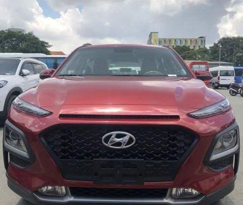 Cần bán Hyundai Kona máy xăng tiêu chuẩn năm sản xuất 2019, giao nhanh1