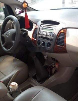 Bán Toyota Innova đời 2007, màu bạc như mới, giá tốt1