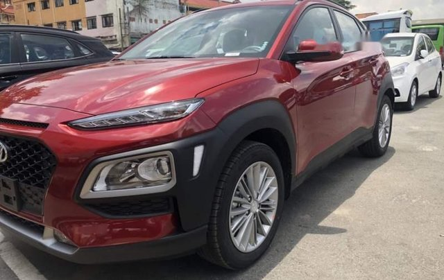 Cần bán Hyundai Kona máy xăng tiêu chuẩn năm sản xuất 2019, giao nhanh0