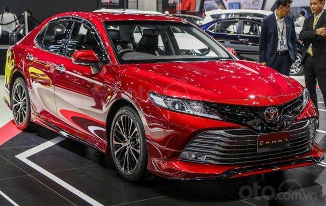 Toyota Camry 2019, nhập khẩu nguyên chiếc Thái Lan tại Toyota Đông Sài Gòn- Gò Vấp1