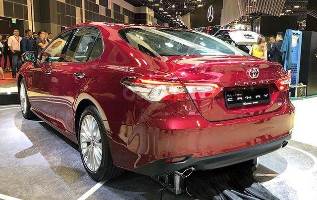 Toyota Camry 2019, nhập khẩu nguyên chiếc Thái Lan tại Toyota Đông Sài Gòn- Gò Vấp5