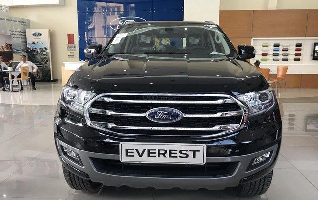 Ford Everest 4x2 titanium, bi-turbo 2019 tặng BHVC phụ kiện. Giao xe toàn quốc - Liên hệ ép giá: 0934.696.4660